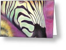 Wild Thing Greeting Card by Tammy Olson