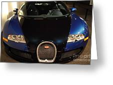 2006 Bugatti Veyron - 7d17276 Greeting Card by Wingsdomain Art and Photography