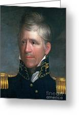 Andrew Jackson, 7th American President Greeting Card by Photo Researchers
