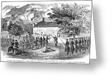 Harpers Ferry, 1859 Greeting Card by Granger
