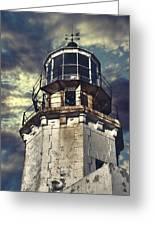 Lighthouse Greeting Card by Joana Kruse