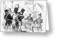 Osceola (1800?-1838) Greeting Card by Granger