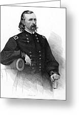 George Custer (1839-1876) Greeting Card by Granger
