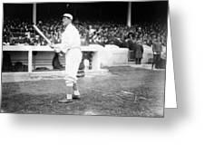 Jim Thorpe (1888-1953) Greeting Card by Granger
