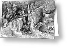 Rabelais: Pantagruel Greeting Card by Granger