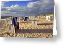 Sylt Greeting Card by Joana Kruse