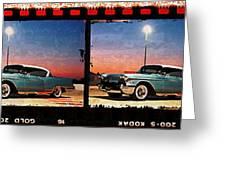 4 x 1958 Greeting Card by Scott T