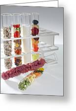 Balanced Diet Greeting Card by Tek Image