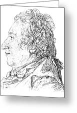 Claude-louis Berthollet, French Chemist Greeting Card by Science Source
