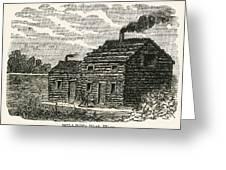 Wild Bill Hickok (1837-1876) Greeting Card by Granger