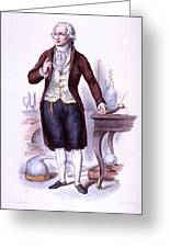 Antoine-laurent Lavoisier, French Greeting Card by Science Source