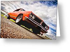 65 Chevrolet Acadian Greeting Card by Phil 'motography' Clark