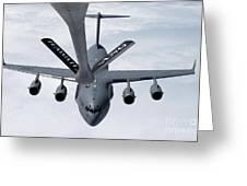 A C-17 Globemaster IIi Prepares Greeting Card by Stocktrek Images