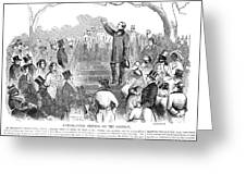 ABOLITION: PHILLIPS, 1851 Greeting Card by Granger