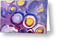 Abstract I Greeting Card by Patricia Awapara