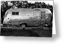 Airstream Life Greeting Card by David Lee Thompson