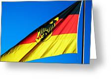Allemagne ... Greeting Card by Juergen Weiss