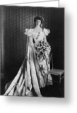 Anna Eleanor Roosevelt Greeting Card by Granger