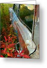 Another Autumn Greeting Card by Shirley Sirois