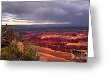Approaching Storm  Greeting Card by Robert Bales