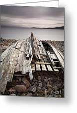 Badentarbet Bay The Coigach Scotland Greeting Card by John Potter