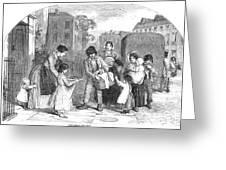 Baker, 1851 Greeting Card by Granger