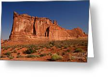 Balanced Rock Arches Np Greeting Card by ELITE IMAGE photography By Chad McDermott