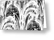 Balatron No.3 Greeting Card by Danny Lally