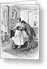 Balzac: Cousin Bette Greeting Card by Granger