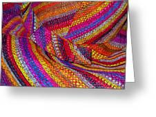 Beach Hat Greeting Card by Judi Bagwell