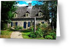 Beautiful Home ... Greeting Card by Juergen Weiss