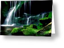 Beauty Of West Virginia Greeting Card by Darren Fisher