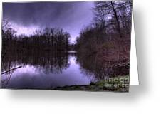 Before The Storm Greeting Card by Paul Ward
