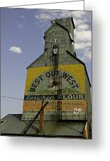 Best Out West Greeting Card by Kenneth McElroy
