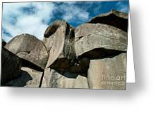 Big Rock Ear Greeting Card by Paul W Faust -  Impressions of Light