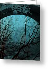 Blue Lagoon  Greeting Card by Jerry Cordeiro