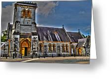 Bodalla All Saints Anglican Church  Greeting Card by Joanne Kocwin