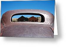Bodie Ghost Town I - Old West Greeting Card by Shane Kelly