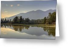 Bolle Di Magadino - Ticino Greeting Card by Joana Kruse
