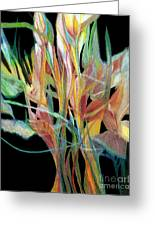 Bouquet Greeting Card by Ann Powell