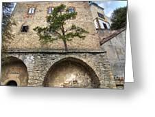 Buchlov Castle Greeting Card by Michal Boubin