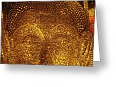 Buddha  Greeting Card by PRASENJIT DHAR