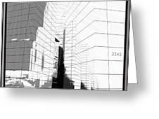 Building Blocks Greeting Card by Glenn McCarthy Art and Photography