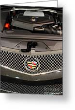 Cadillac . 7d9554 Greeting Card by Wingsdomain Art and Photography