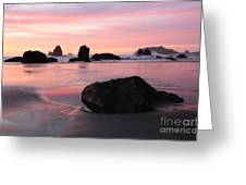 California Coast 3 Greeting Card by Bob Christopher