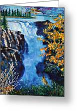 Can You Hear Me Greeting Card by John Lautermilch
