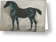 Canadian Heritage Horse 11 Greeting Card by Catherine Meyers