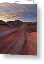 Candy Stripes Greeting Card by Joseph Rossbach