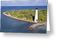 Cape Florida Greeting Card by Patrick M Lynch