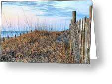 Carolina Pastels Greeting Card by JC Findley